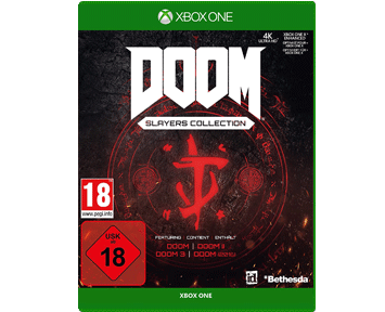 DOOM Slayers Collection [Русская/Engl.vers.](Xbox One/Series X)