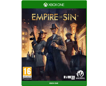 Empire of Sin Day 1 Edition (Русская версия)(Xbox One/Series X)