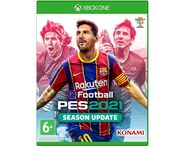 eFootball PES 2021 Season Update (Русская версия)(Xbox One) ПРЕДЗАКАЗ!