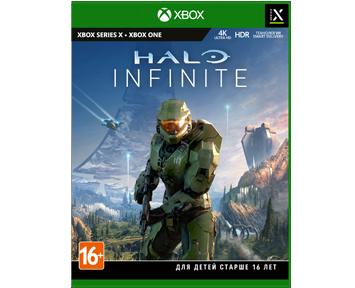 Halo Infinite (Русская версия)(Xbox One) ПРЕДЗАКАЗ!