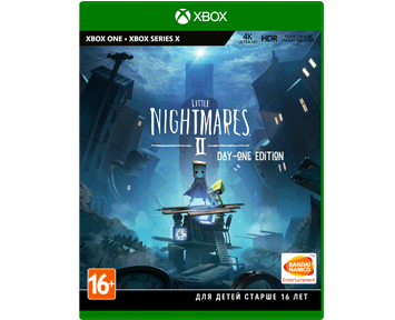 Little Nightmares II Day 1 Edition (Русская версия)(Xbox One/Series X)