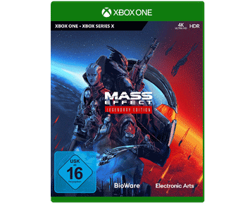 Mass Effect Legendary Edition (Русская версия)(Xbox One/Series X) ПРЕДЗАКАЗ!