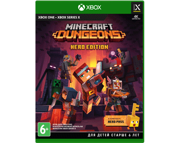Minecraft Dungeons Hero Edition (Xbox One/Series X)
