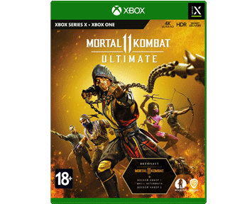 Mortal Kombat 11 Ultimate (Русская версия)(Xbox One/Series X)