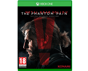 Metal Gear Solid V: The Phantom Pain (Русская версия)(Xbox One/Series X)