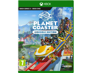 Planet Coaster Console Edition (Xbox One/Series X) ПРЕДЗАКАЗ!