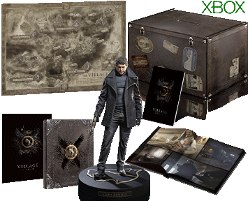 Resident Evil Village Collectors Edition (Русская версия)(Xbox One/Series X)  только по предопла