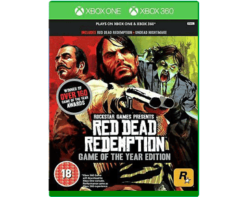 Red Dead Redemption. Game of the Year Edition (Xbox One/Series X)