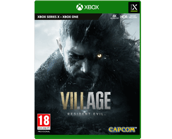 Resident Evil 8 Village (Русская версия)(Xbox One/Series X)