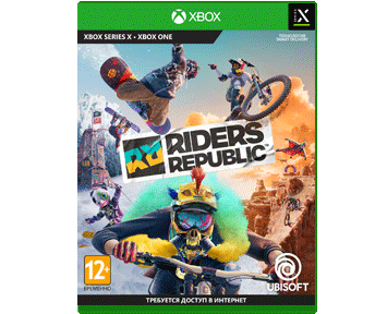 Riders Republic (Русская версия)(Xbox One/Series X) ПРЕДЗАКАЗ!