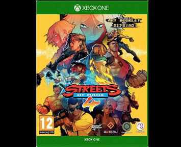 Streets Of Rage 4 (Русская версия)(Xbox One/Series X)