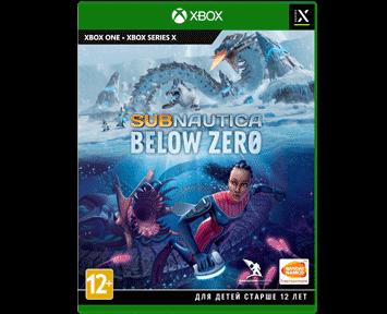 Subnautica: Below Zero (Русская версия)(Xbox One/Series X) ПРЕДЗАКАЗ!