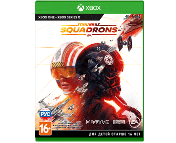 Star Wars: Squadrons (Русская версия)(Xbox One/Series X)