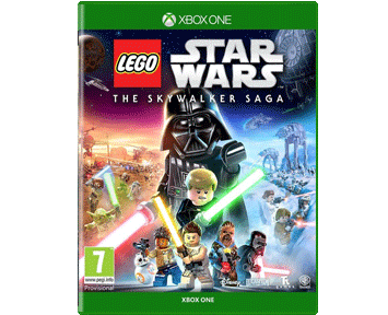 Lego Star Wars: The Skywalker Saga (Русская версия)(Xbox One/Series X) ПРЕДЗАКАЗ!