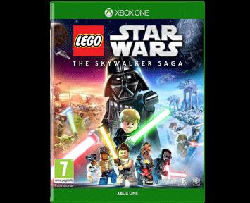 Lego Star Wars: The Skywalker Saga (Русская версия)(Xbox One/Series X) ПРЕДЗАКАЗ!
