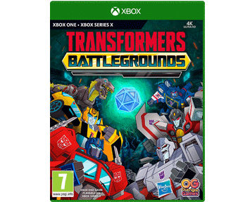 Transformers: Battlegrounds (Русская версия)(Xbox One) ПРЕДЗАКАЗ!