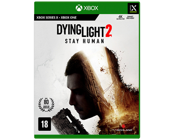Dying Light 2 Stay Human (Русская версия)(Xbox One/Series X) ПРЕДЗАКАЗ!