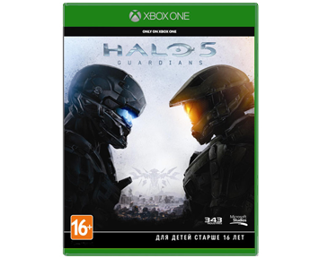 Halo 5: Guardians [Русская/Engl.vers.](Xbox One/Series X)