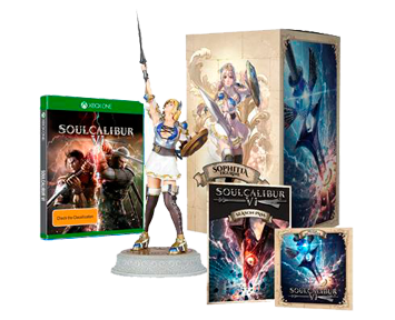 SoulCalibur VI (6) Collector's Edition [Русская/Engl.vers.](Xbox One) ПРЕДЗАКАЗ!