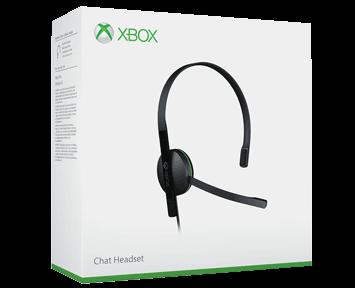 Проводная гарнитура Microsoft Chat Headset