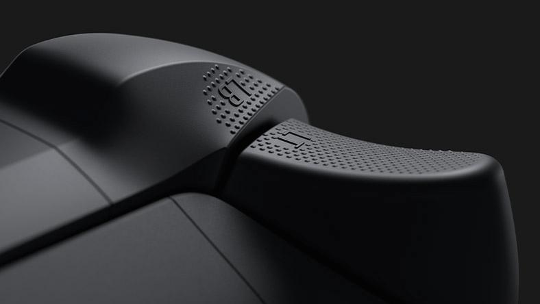 Беспроводной геймпад Xbox Carbon Black  дополнительное изображение 4