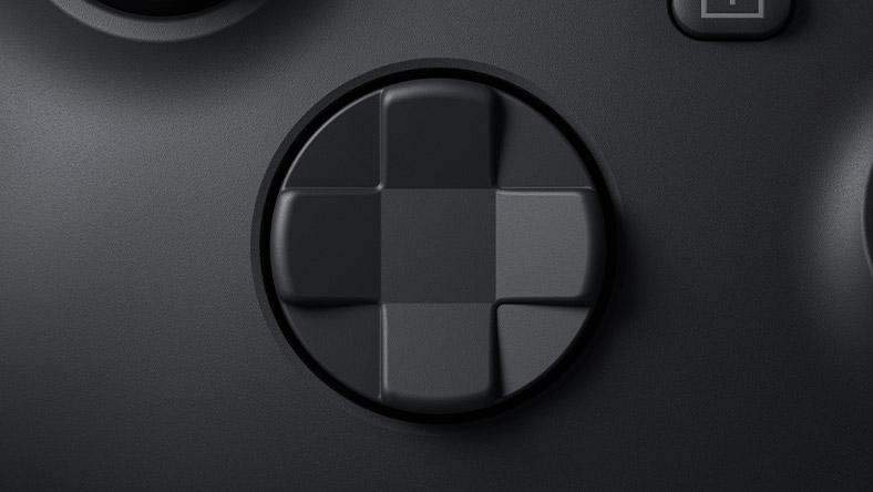 Беспроводной геймпад Xbox Carbon Black  дополнительное изображение 5