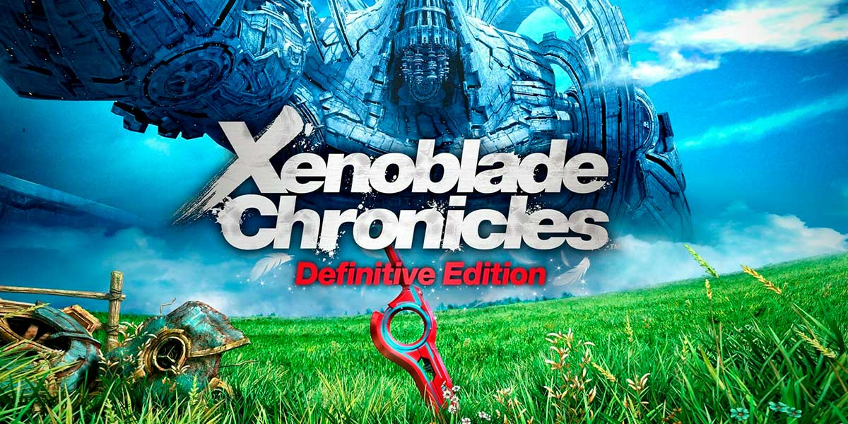 Xenoblade Chronicles: Definitive Edition c 29 мая в продаже!