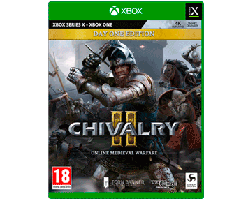 Chivalry 2 (Русская версия)(Xbox One/Series X) ПРЕДЗАКАЗ!