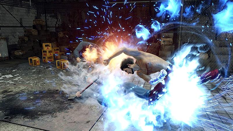 Yakuza Like a Dragon Day Ichi Steelbook Edition  PS4 дополнительное изображение 2