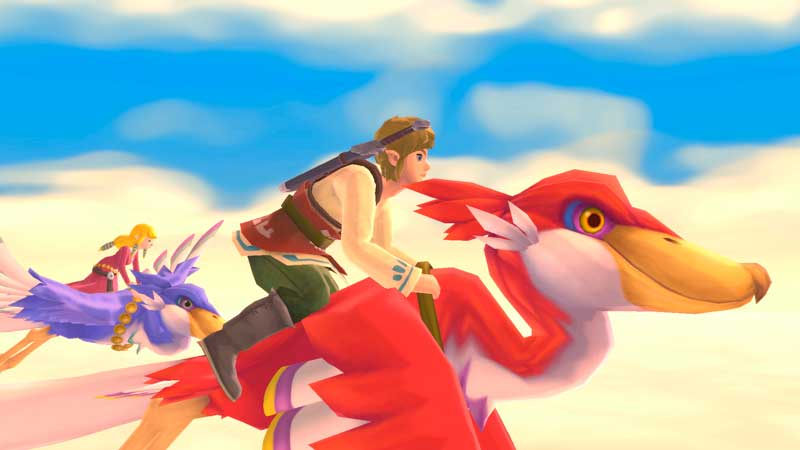 История появления Высшего меча в The Legend of Zelda: Skyward Sword HD для Nintendo Switch! изображение 1