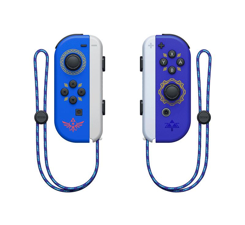 Два контроллера Joy-Con  издание The Legend of Zelda Skyward Sword  дополнительное изображение 1