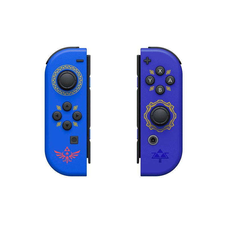Два контроллера Joy-Con  издание The Legend of Zelda Skyward Sword  дополнительное изображение 2